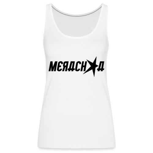 Merachka Logo - Women's Premium Tank Top
