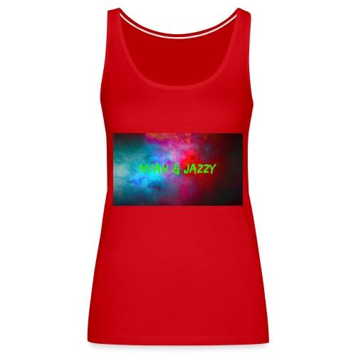 NYAH AND JAZZY - Women's Premium Tank Top