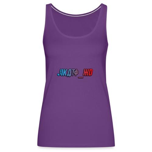 Jikato XD - Women's Premium Tank Top