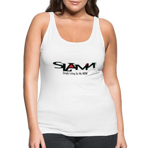 SLAMN! T-shirts & tanks for men, women & children - Women's Premium Tank Top