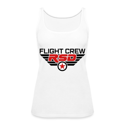 RSD Flight Crew - Women's Premium Tank Top