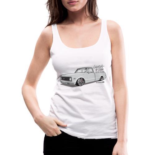 Long & Low C10 - Women's Premium Tank Top