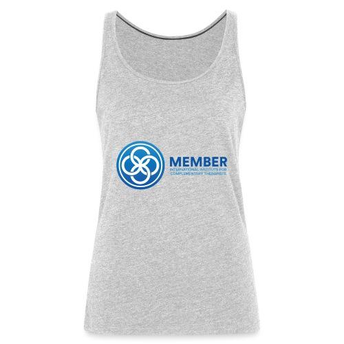 IICT Member Logo - Women's Premium Tank Top