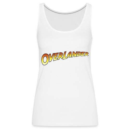 Overlander - Autonaut.com - Women's Premium Tank Top