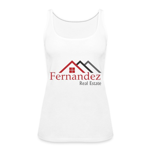 Fernandez Real Estate - Women's Premium Tank Top