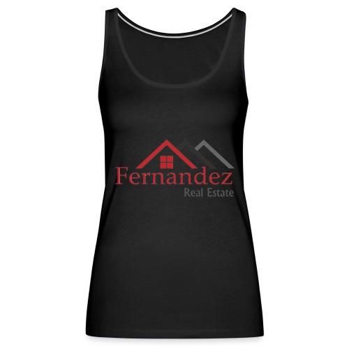 Fernandez Real Estate - Women's Premium Tank Top