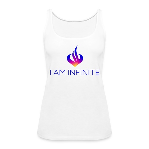 I Am Infinite - Women's Premium Tank Top