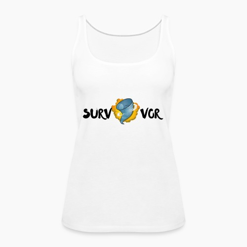 Survivor - Women's Premium Tank Top