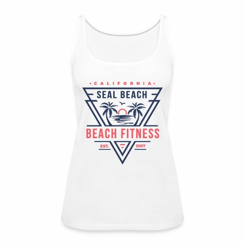 Beach fitness - Women's Premium Tank Top