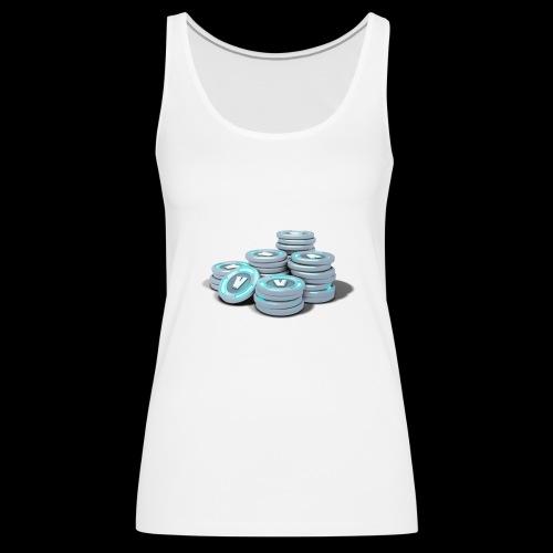 vbucks - Women's Premium Tank Top