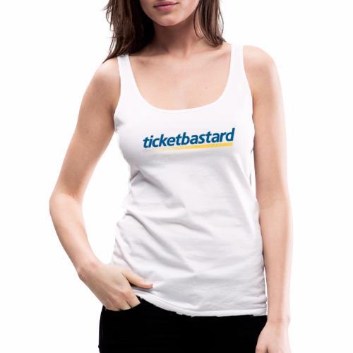 ticketbastard - Women's Premium Tank Top
