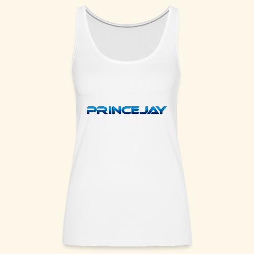 PrinceJay Logo - Women's Premium Tank Top