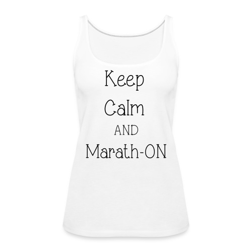 marathon - Women's Premium Tank Top
