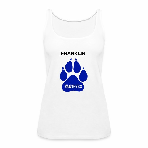 Franklin Panthers - Women's Premium Tank Top
