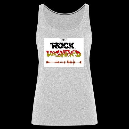 Eye Rock Unconfined - Women's Premium Tank Top