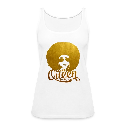 Black Queen - Women's Premium Tank Top