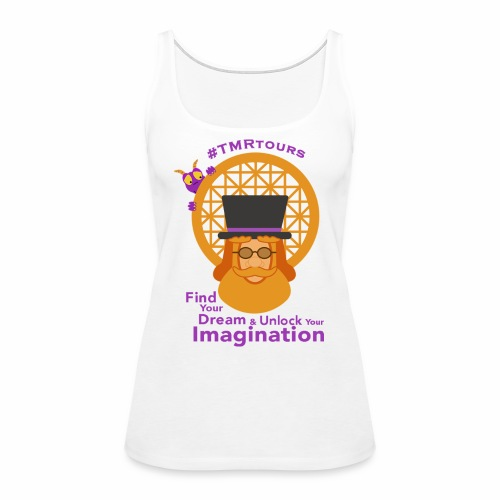 Finder of Dreams - TMR - Women's Premium Tank Top