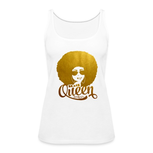 Black Queen - Women's Premium Tank Top