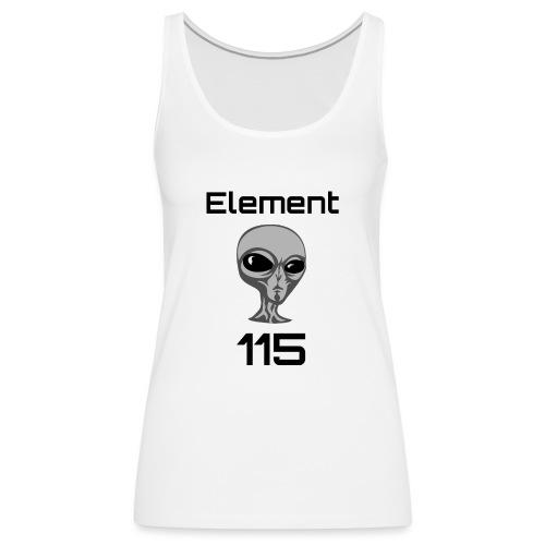 Element 115 - Women's Premium Tank Top