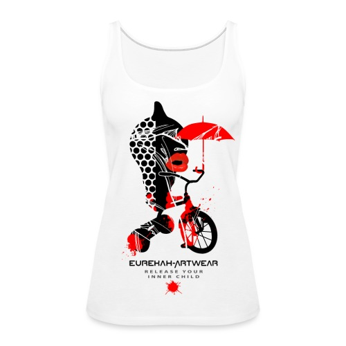 RELEASE YOUR INNER CHILD I - Women's Premium Tank Top
