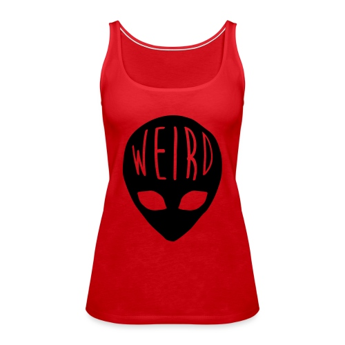 Out Of This World - Women's Premium Tank Top