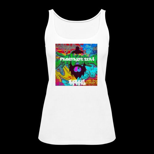 HHS Graffiti - Women's Premium Tank Top