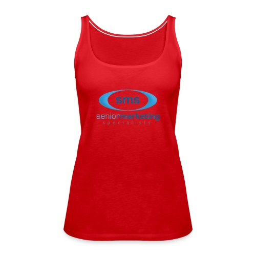 Senior Marketing Specialists - Women's Premium Tank Top