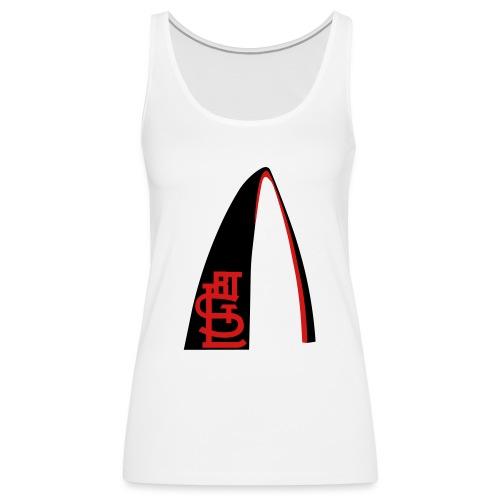 RTSTL_t-shirt (1) - Women's Premium Tank Top