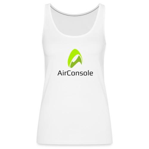 New Logo AirConsole - Women's Premium Tank Top