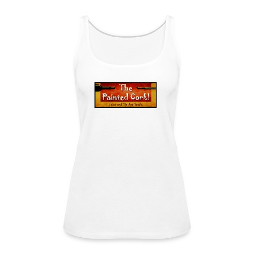 new Banner 6 ft jpg - Women's Premium Tank Top