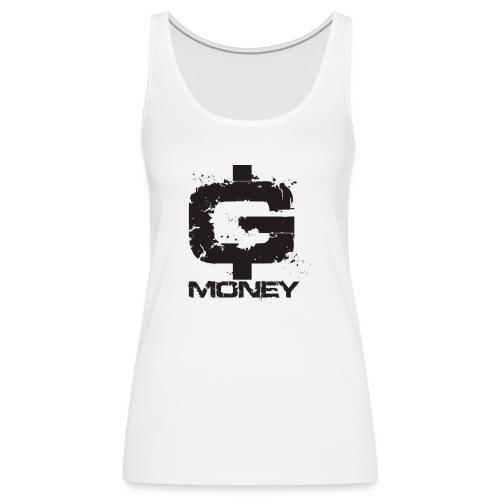 G money. - Women's Premium Tank Top