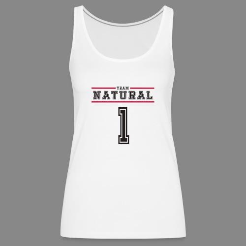 Team Natural 1 - Women's Premium Tank Top
