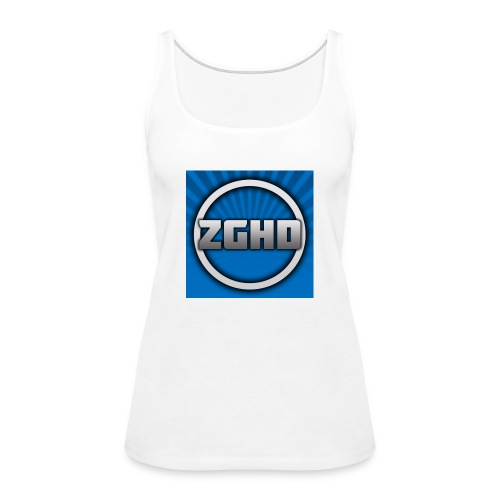 ZedGamesHD - Women's Premium Tank Top