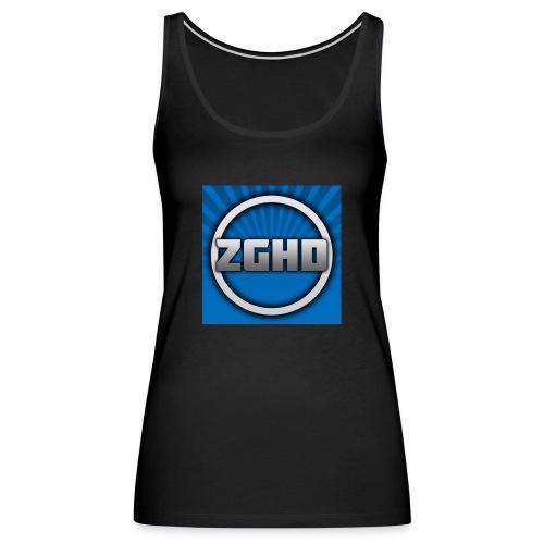 ZedGamesHD - Women's Premium Tank Top