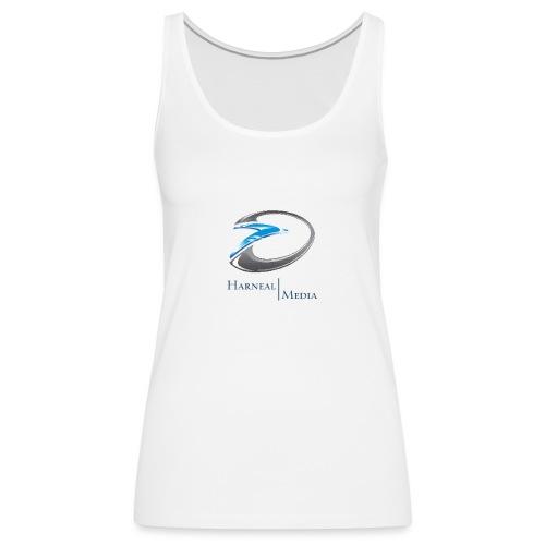 Harneal Media Logo Products - Women's Premium Tank Top