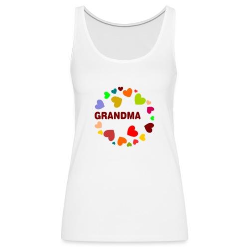 Grandma - Women's Premium Tank Top