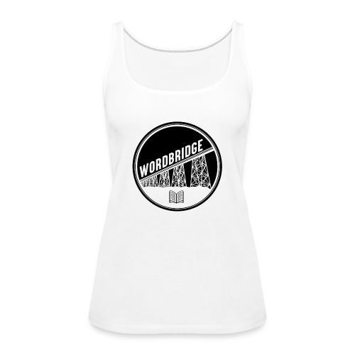 WordBridge Conference Logo - Women's Premium Tank Top