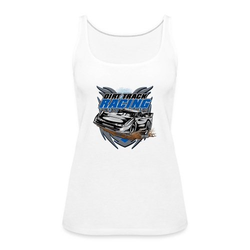 Modified Car Racer - Women's Premium Tank Top