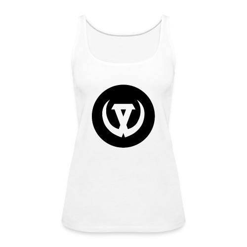 Symbol of Warriors - Women's Premium Tank Top