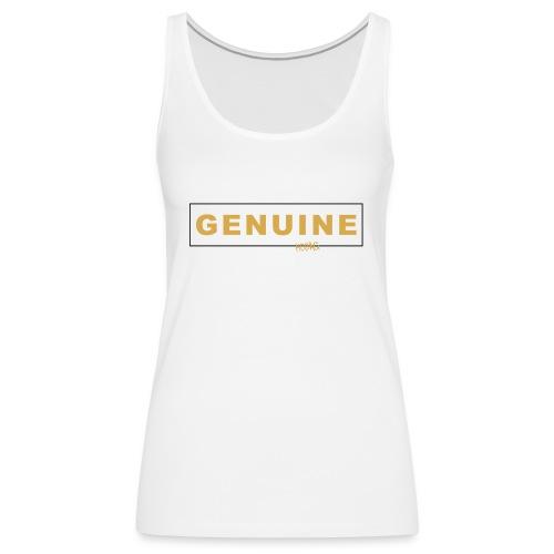 Genuine - Hobag - Women's Premium Tank Top