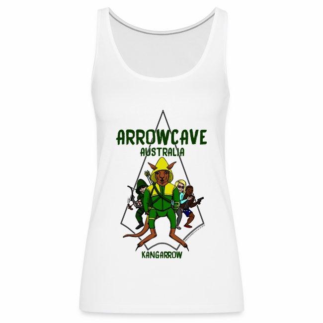 Arrow Cave Logo
