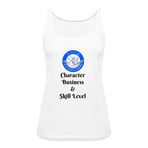 SB Seal Design - Women's Premium Tank Top