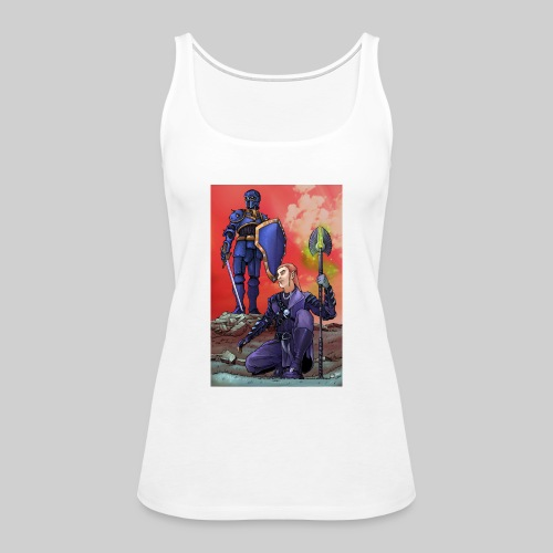 ELF AND KNIGHT - Women's Premium Tank Top