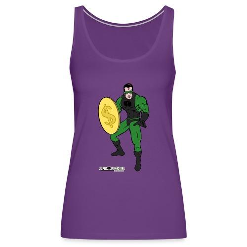 Superhero 4 - Women's Premium Tank Top