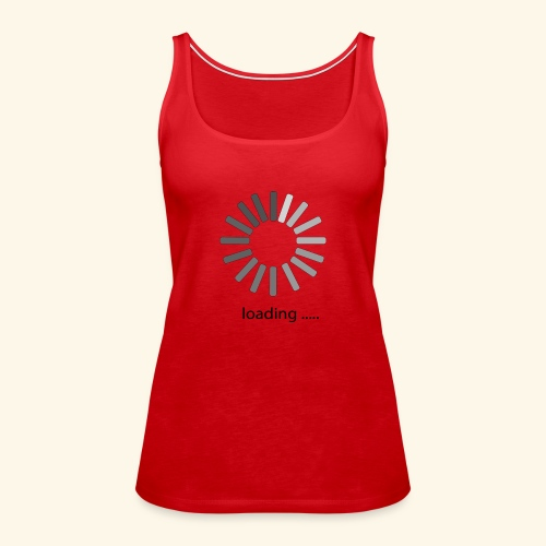 poster 1 loading - Women's Premium Tank Top