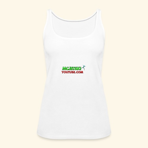 channel - Women's Premium Tank Top