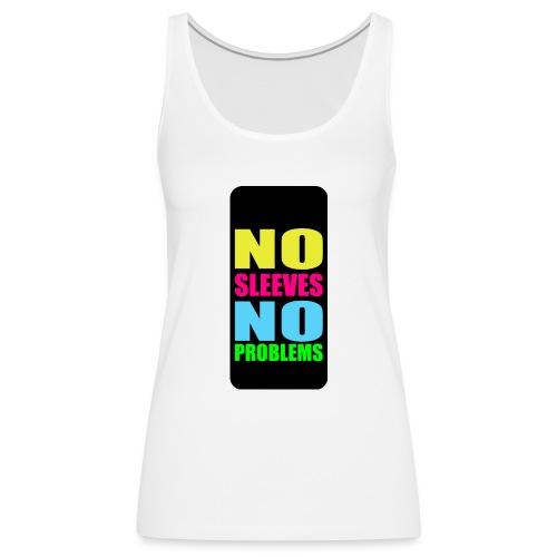 neonnosleevesiphone5 - Women's Premium Tank Top