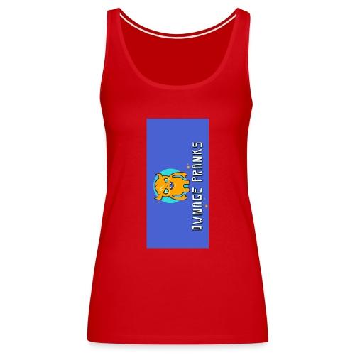 logo iphone5 - Women's Premium Tank Top