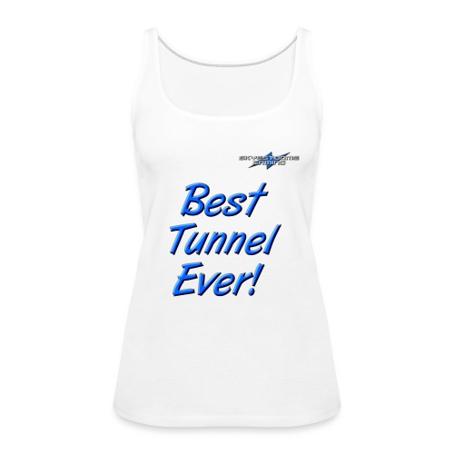 Best Tunnel Ever png - Women's Premium Tank Top