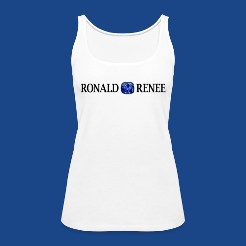 RONALD RENEE BIG - Women's Premium Tank Top